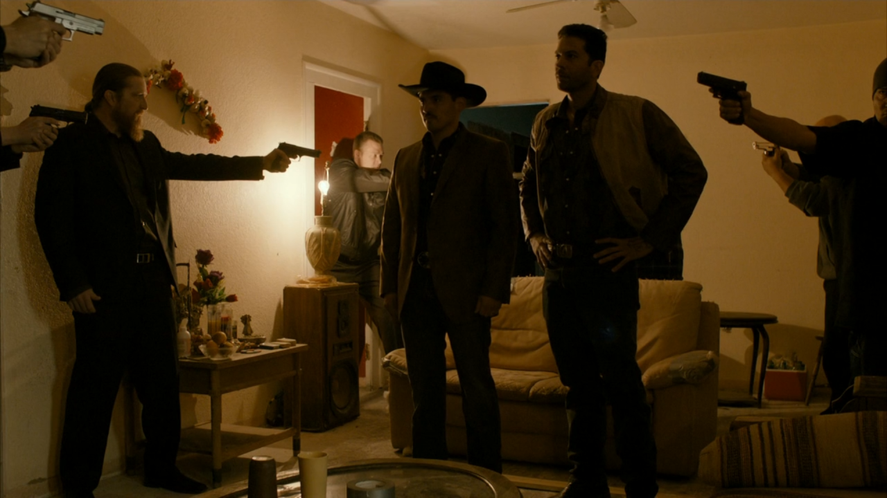 mexican standoff full movie