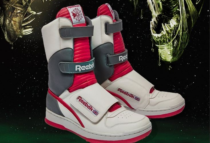 "0e7a6b8aa78 CELEBRATE ""ALIEN DAY"" WITH YOUR VERY OWN REEBOKS FROM  ALIENS  (AND MORE)"
