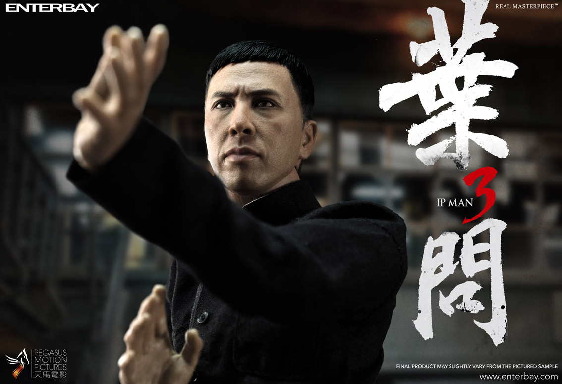 "THIS IP MAN ""REAL MASTERPIECE"" FIGURE WILL REACH OUT AND"