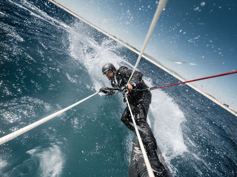 alex thomson 3 sailing