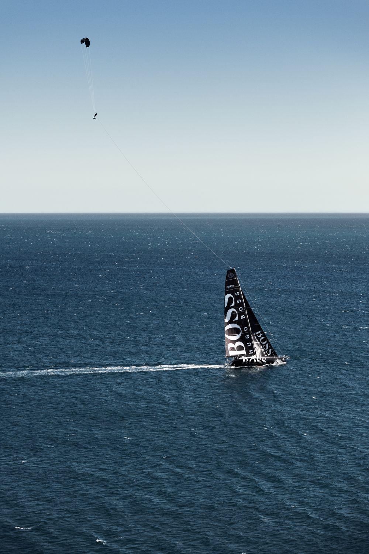 alex thomson 4 sailing