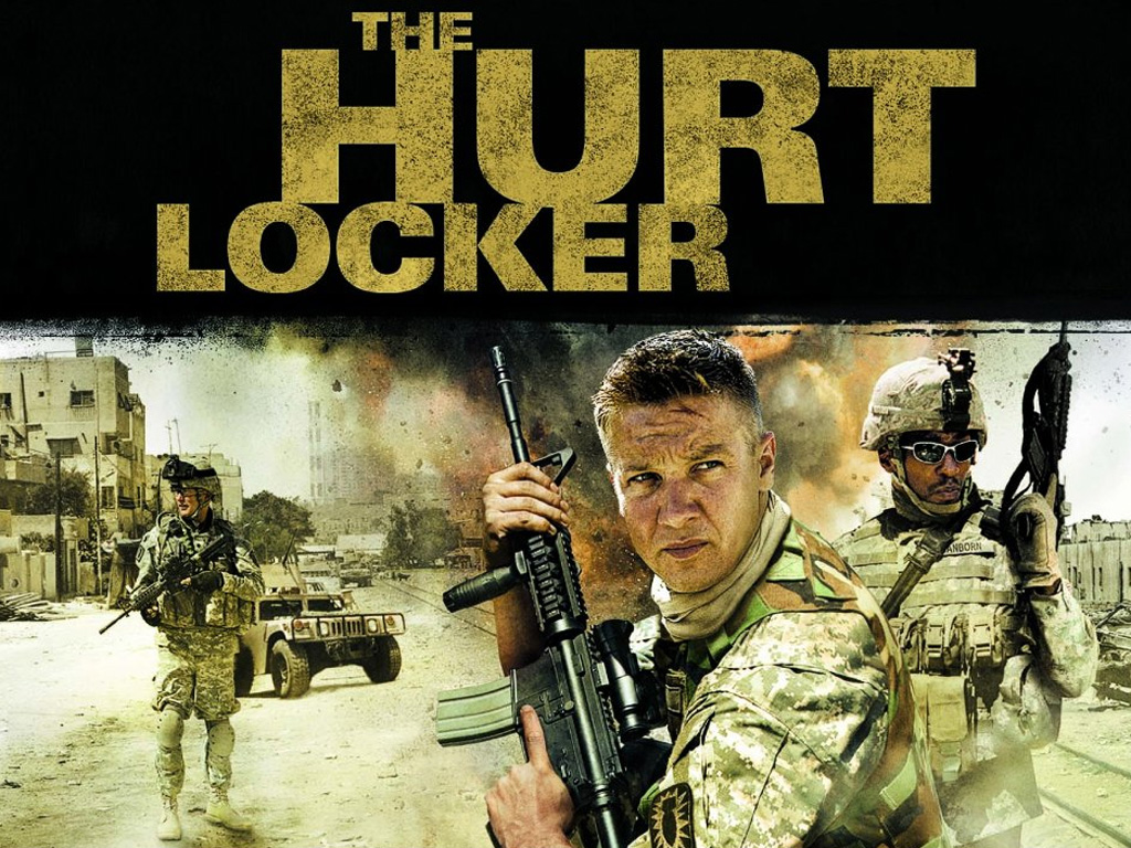 "GREAT MOMENTS IN ACTION HISTORY: ""THE HURT LOCKER ..."