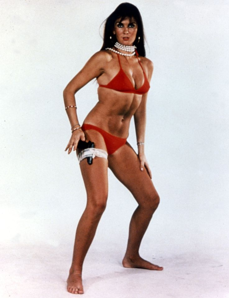 Action Actress Caroline Munro