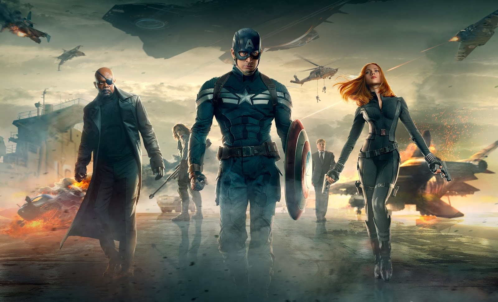 Shack House The Impact Of Mcu S Captain America Films Action