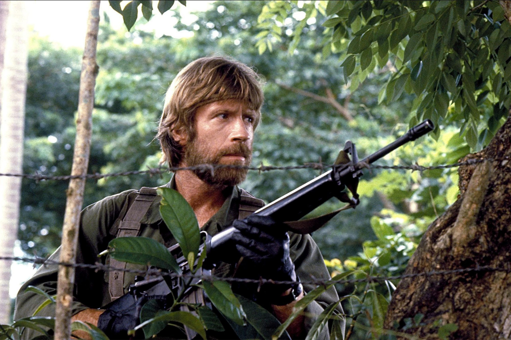 Chuck Norris Vs Communism Is A Must See Action A Go