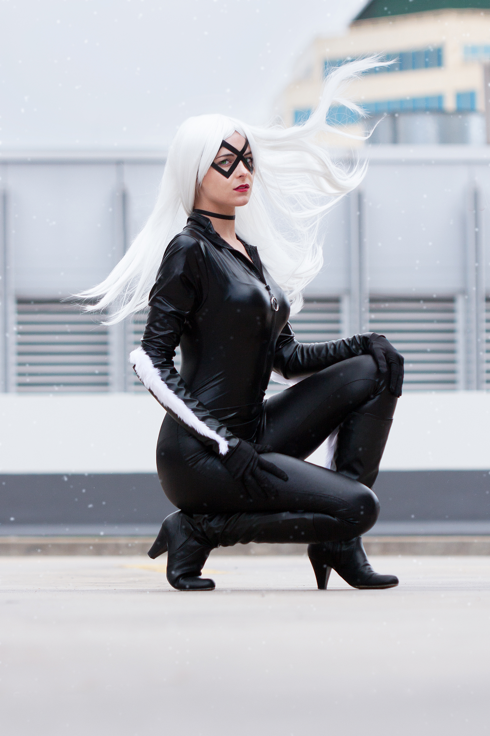 JusZ Cosplay Black Cat