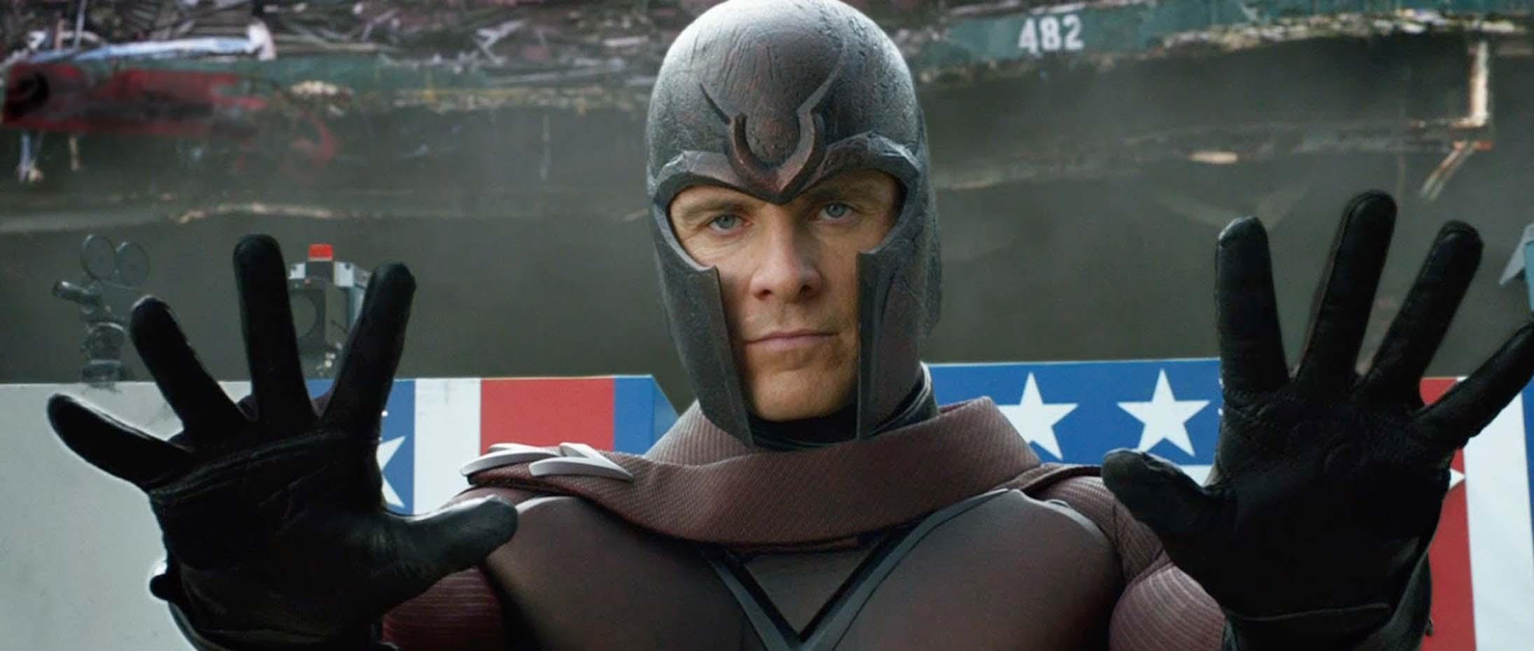 Magneto Micheal Fassbender 2