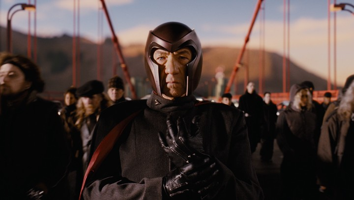Magneto Micheal Fassbender