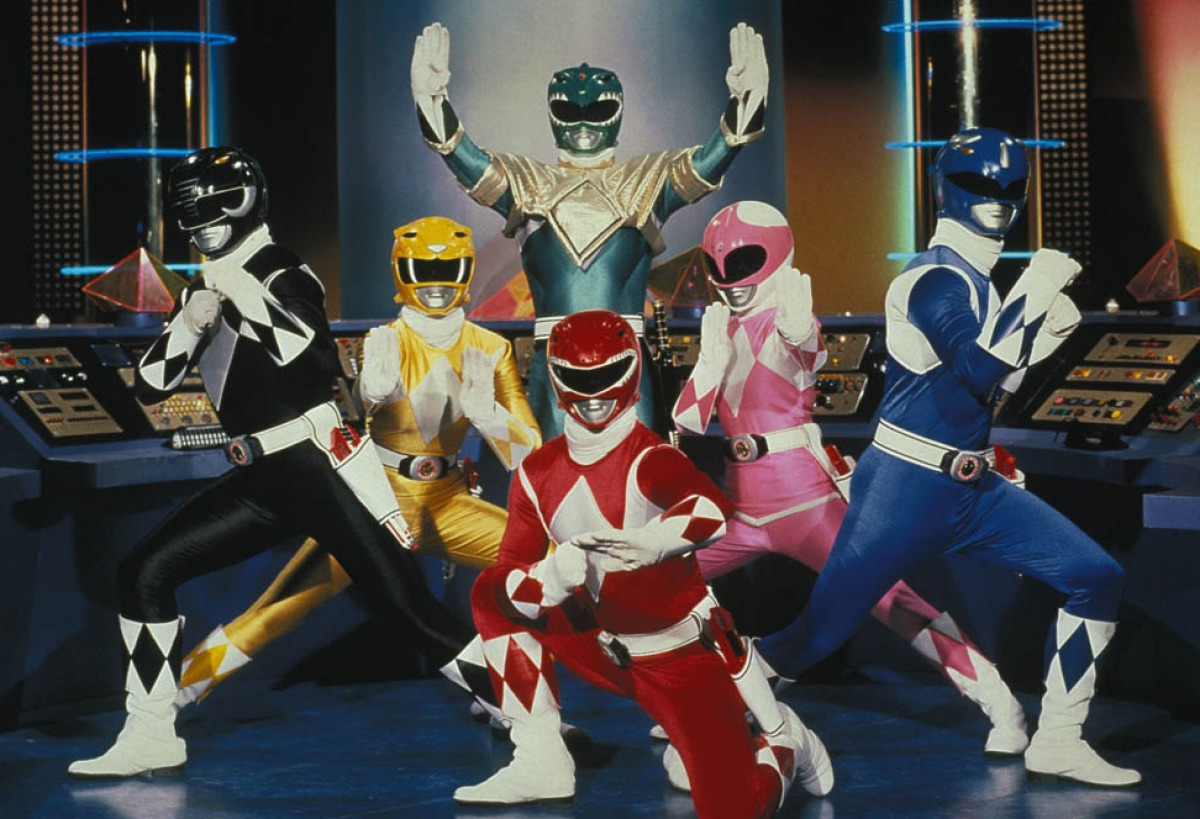 Power-Rangers 1