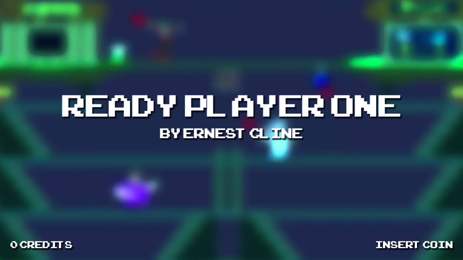 STEVEN SPIELBERG AND ERNEST CLINE WANT TO PUT YOU IN 'READY PLAYER ONE'