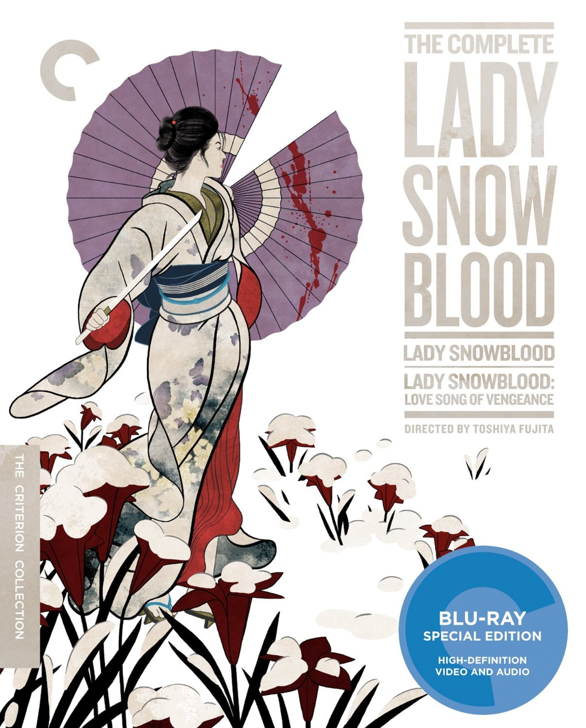 Lady Snowblood Criterion release