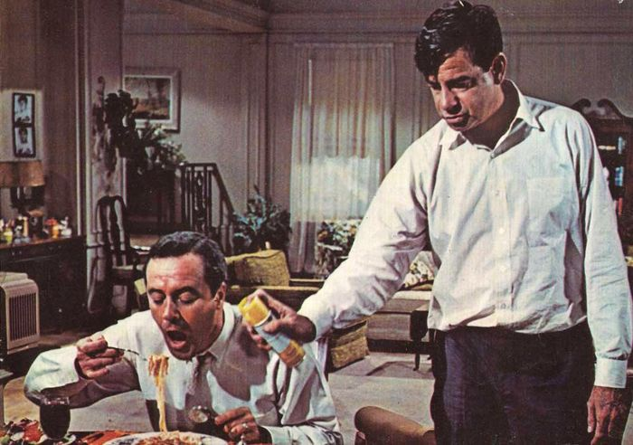 Walter Matthau The Odd Couple