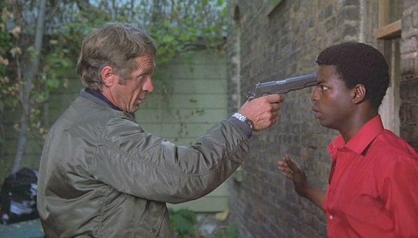 The Hunter movie with Steve McQueen