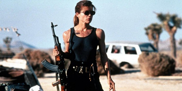 Sarah Connor Terminator Judgment Day