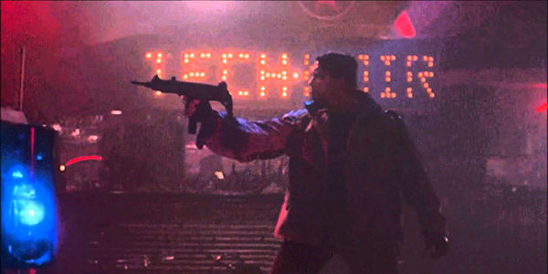 Tech Noir Terminator