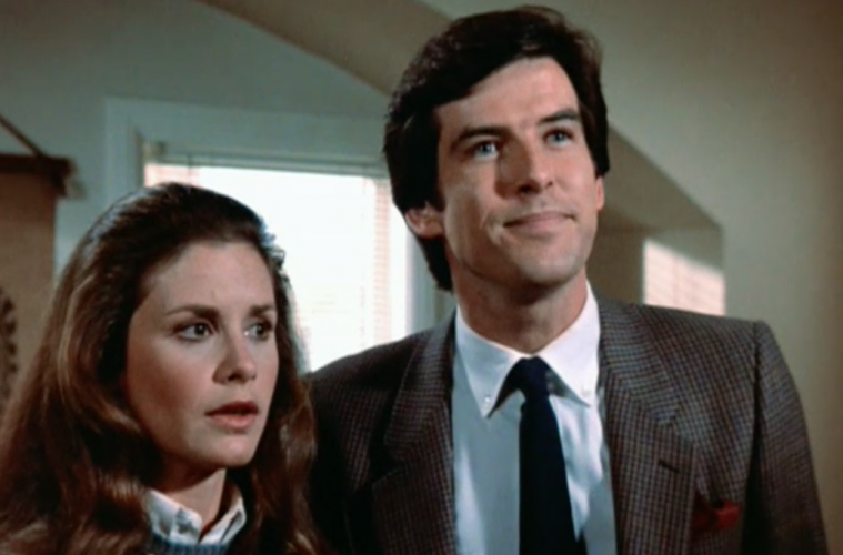 #Bond_age_TV Remington Steele
