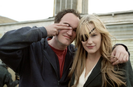 Tarantino Thriller homage