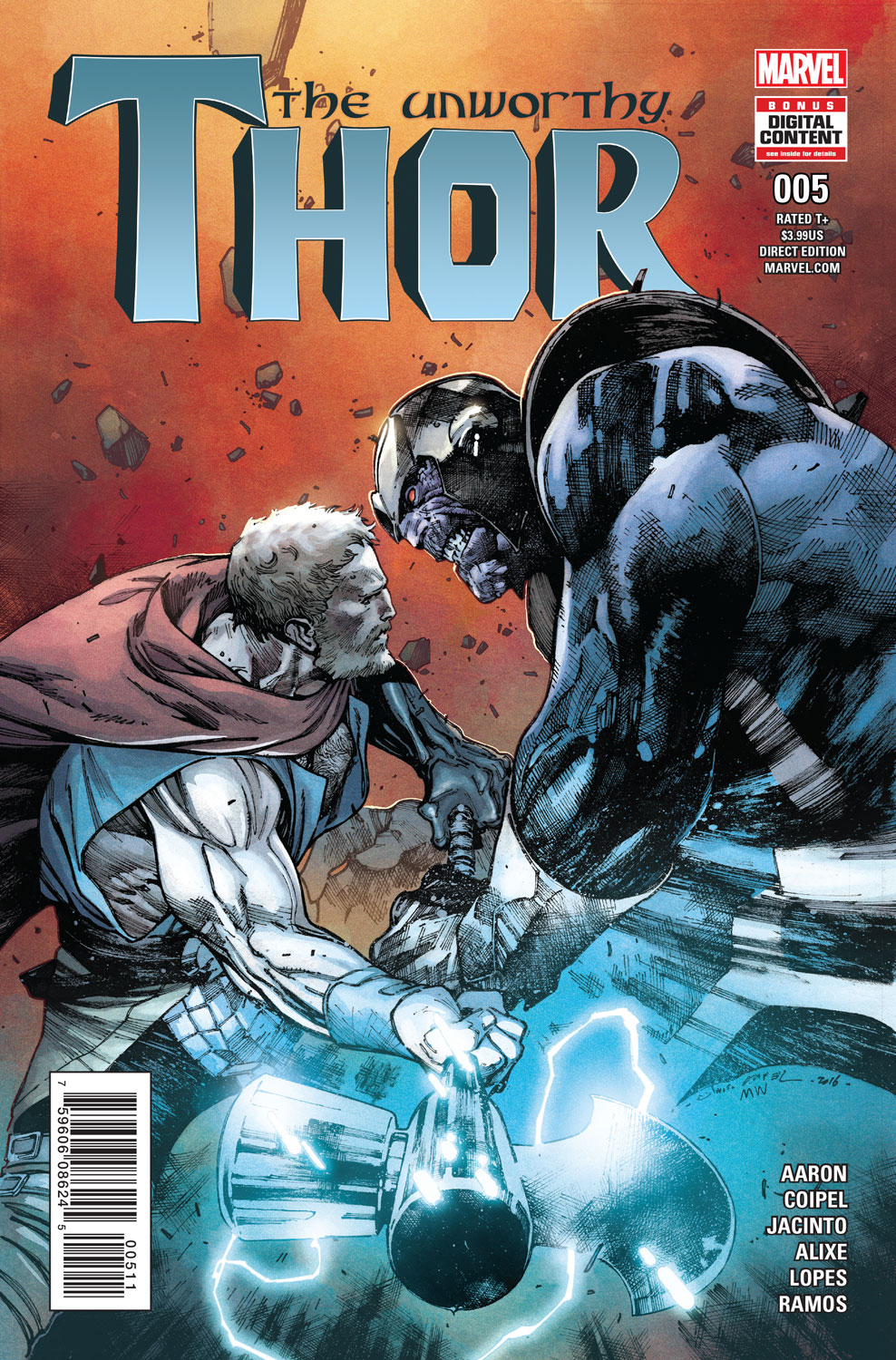 The_Unworthy_Thor_5_Cover
