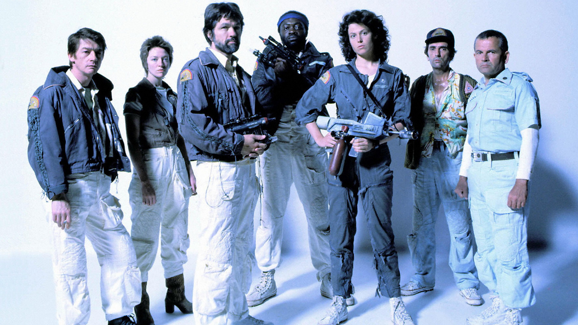 Alien movie cast