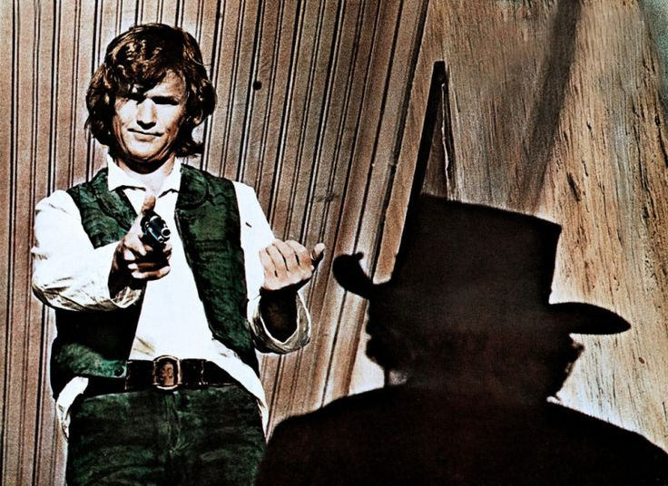 Kris Kristofferson Pat Garett and Billy The Kid