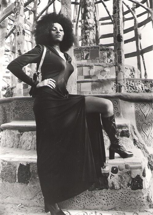 Pam Grier in Hit Man