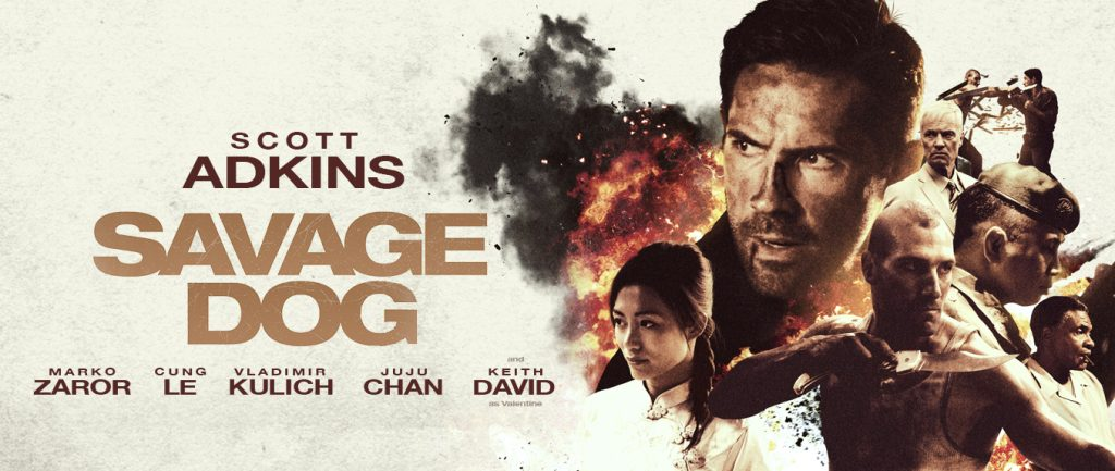 Savage Dog banner