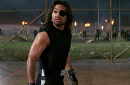 Escape From LA Kurt Russell