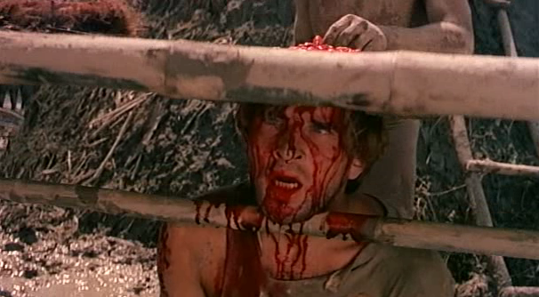 shocking cannibal holocaust